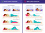 How to Sleep in Your Favorite Position Without Harming Your Health