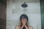 Do You Wash Your Face In The Shower? You May Want To Stop If You Do