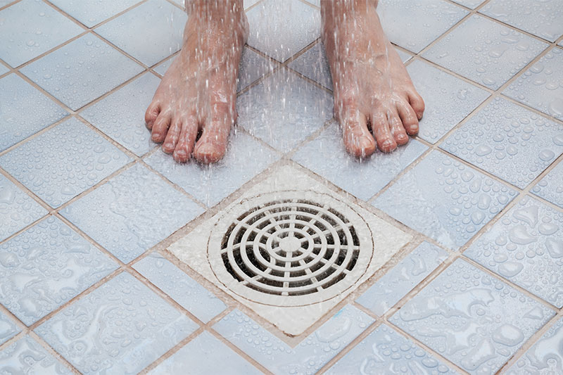 Never Do This After You Shower in the Summer, Experts Warn