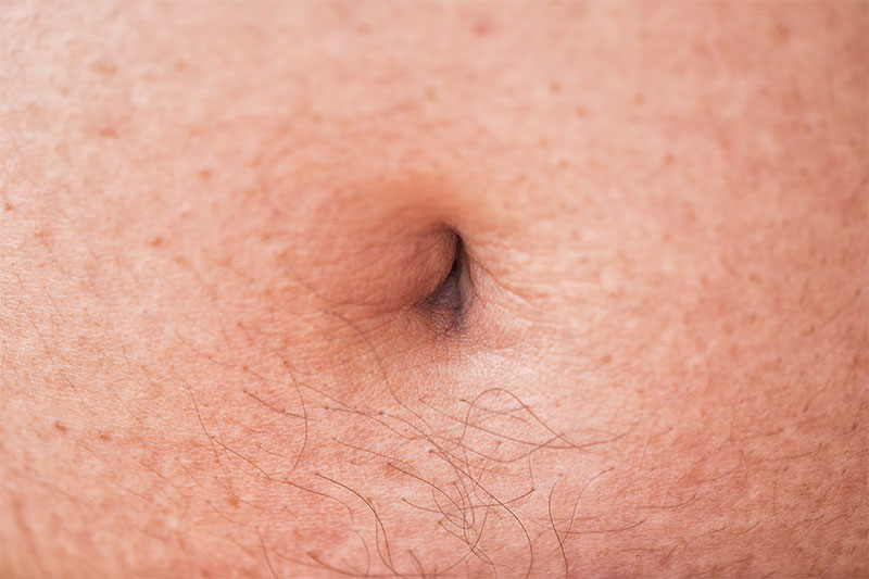 How Do You Wash Your Navel Area?