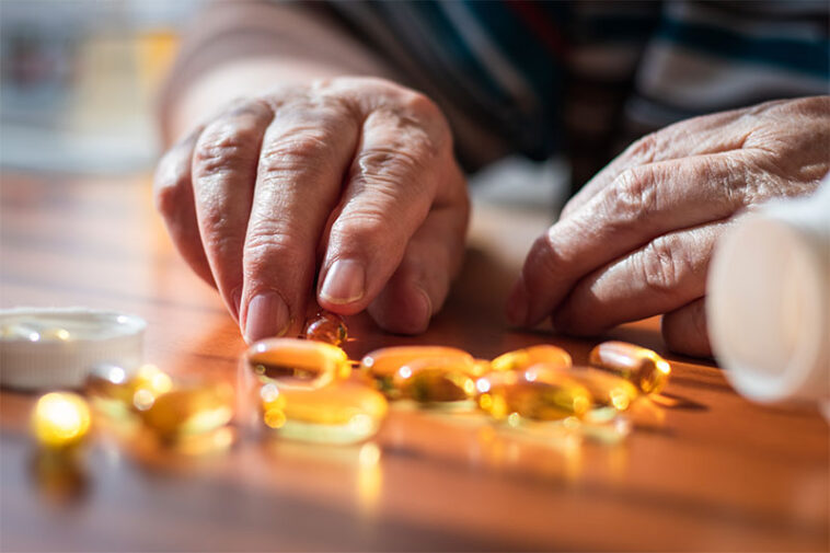 Why Vitamin D Is Important For Older People