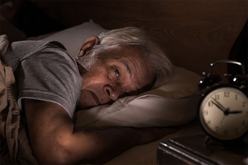 Waking Up With Anxiety at Night? Here's What Experts Recommend