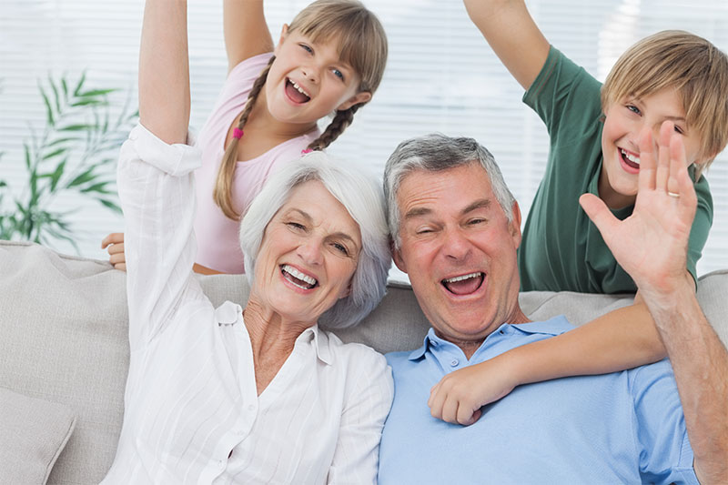 Grandparents Can Stay Mentally Sharp