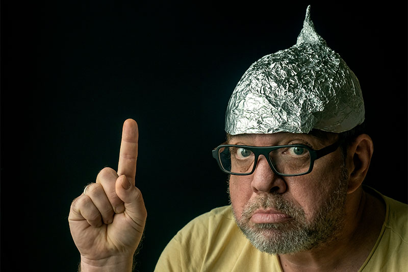 Neuroscientist Explains Why Some People Are More Prone To Believing Conspiracies