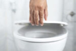 Why You Should Never Flush With The Toilet Seat Up