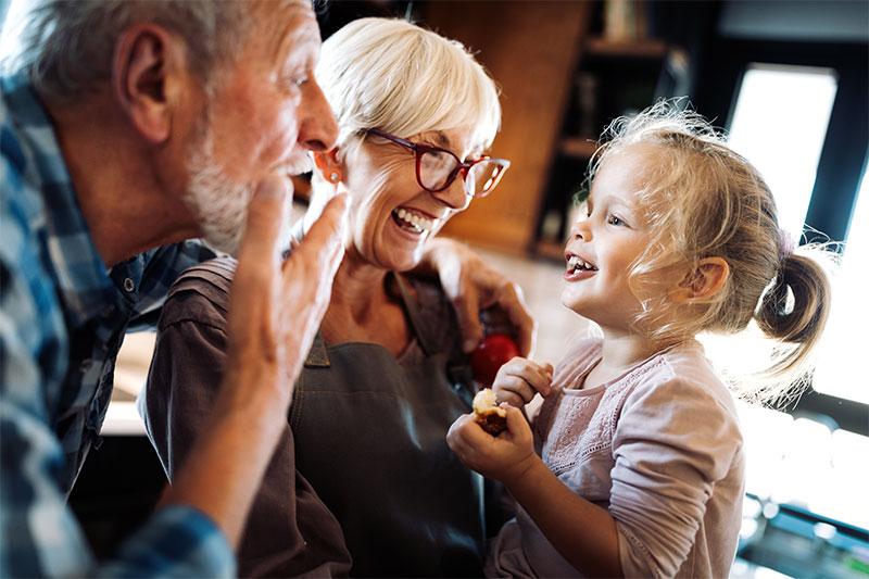 Kids Grow Up More Respectful Towards Elders