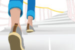 How Fast Can You Climb 4 Flights of Stairs Can Reveal A Lot About Your Heart Health