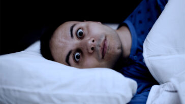 Why We Suddenly Jolt Awake When We're Falling Asleep