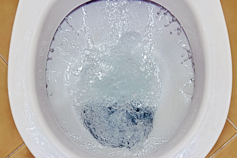 If You Only Knew What Happens In The Air When You Flush A Public Toilet, You Would Be Disgusted