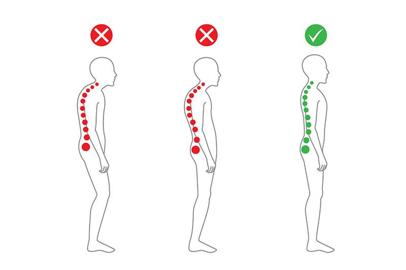 Practice Good Posture