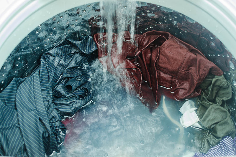 Here's What Happens if You Never Clean Out Your Washing Machine
