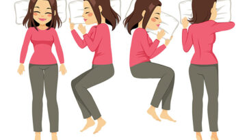 This Is What Your Sleep Position Reveals About Your Health