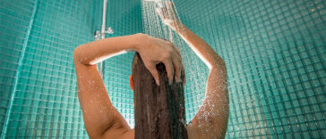 Gross! Everyone Forgets To Wash THIS Body Part In The Shower!