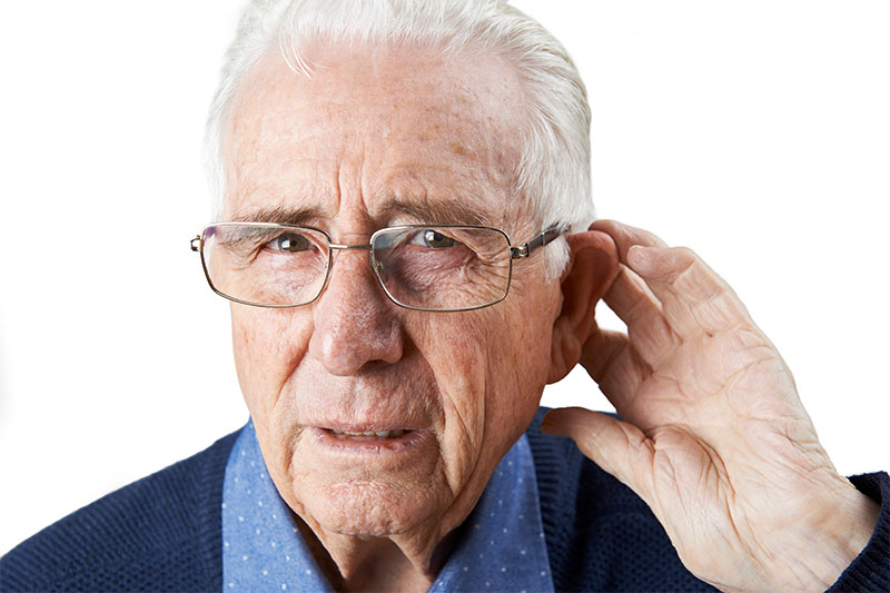 If You Can't Hear People When There's Noise Around Then It May Be A Risk Of Dementia