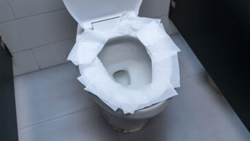 Once You've Read This, You'll NEVER Put Toilet Paper On The Toilet Seat Again! We Had No Idea!